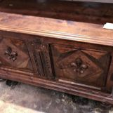 French coffer