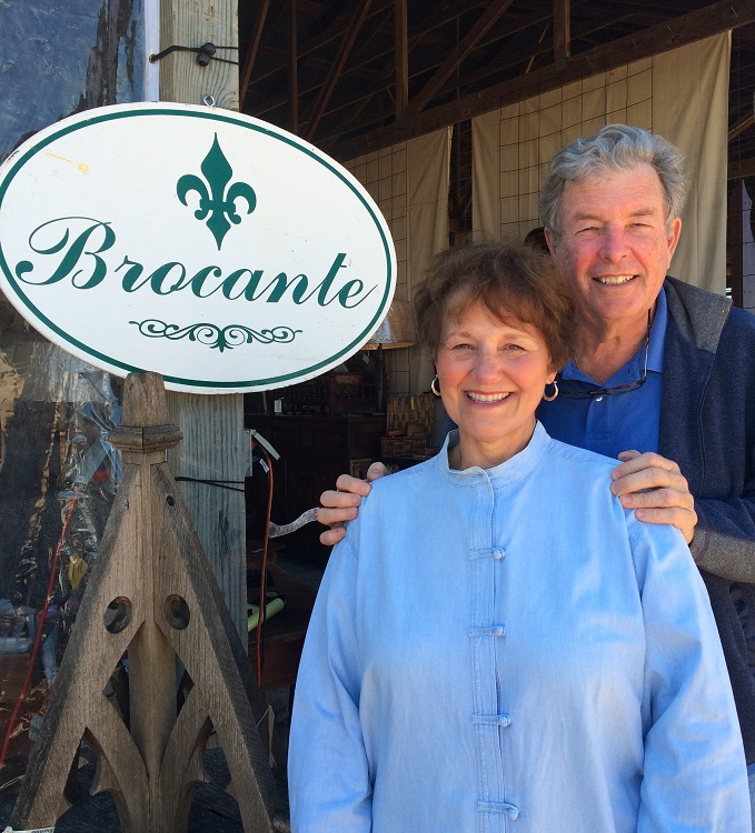 At our own Brocante, we want customers to experience the French countryside and its lifestyle. Bienvenue!